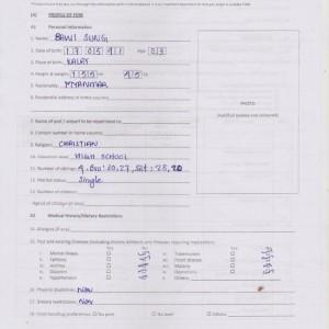 Biodata of Bawi Sung 1